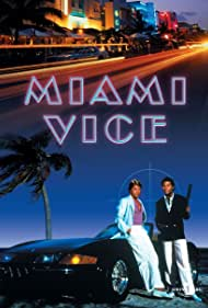 """Poster """"Miami Vice"""""""