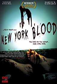 Poster New York Blood