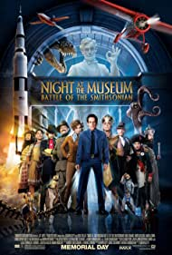 Night at the Museum 2: Battle of the Smithsonian - O noapte la muzeu 2 - 2009