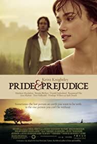 Poster Pride & Prejudice