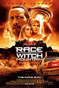 Poster Race to Witch Mountain