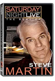 Poster Saturday Night Live: The Best of Steve Martin
