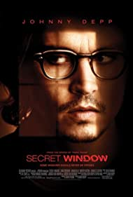 Poster Secret Window