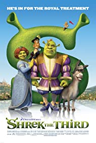 Shrek the Third - Shrek al Treilea - 2007