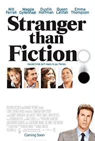 Poster Stranger Than Fiction