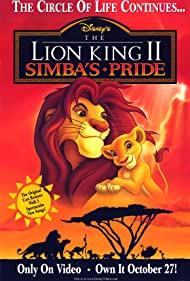 Poster The Lion King II: Simba's Pride