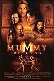 The Mummy Returns - Mumia revine - 2001
