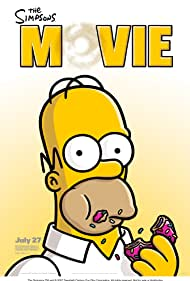 Poster The Simpsons Movie