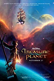 Poster Treasure Planet