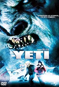Poster Yeti: Curse of the Snow Demon