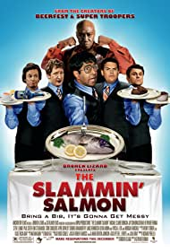 Poster The Slammin' Salmon