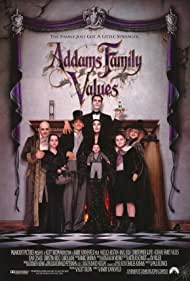 Poster Addams Family Values