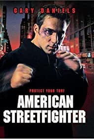 Poster American Streetfighter