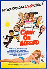 Carry on Abroad, 1972