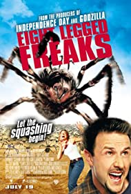 Poster Eight Legged Freaks