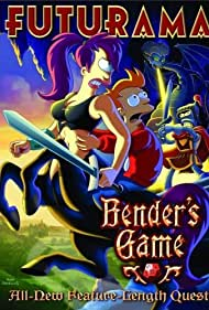 Futurama: Bender's Game - Futurama: Bender's Game - 2008