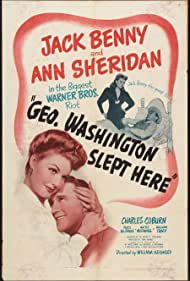 George Washington Slept Here, 1942