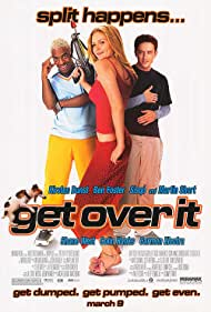 Poster Get Over It