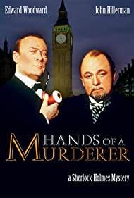 Poster Hands of a Murderer