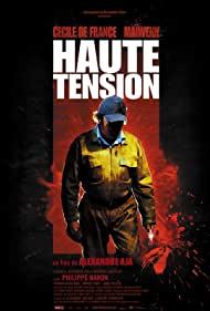 Poster Haute tension