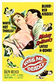 Poster Kiss Me Deadly