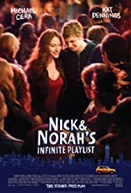 Poster Nick and Norah's Infinite Playlist