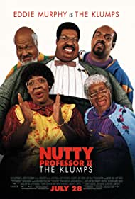 Poster Nutty Professor II: The Klumps