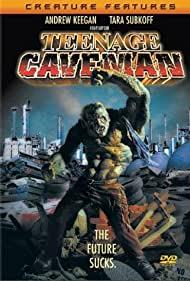 Poster Teenage Caveman