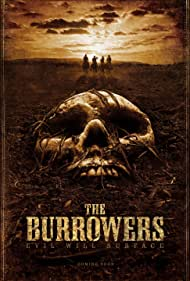 Poster The Burrowers