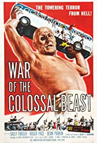 War of the Colossal Beast, 1958