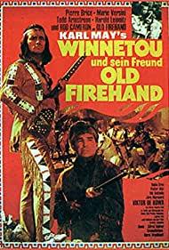 Poster Winnetou und sein Freund Old Firehand