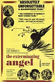 Poster Ángel exterminador, El