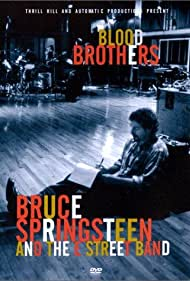 Poster Blood Brothers: Bruce Springsteen and the E Street Band