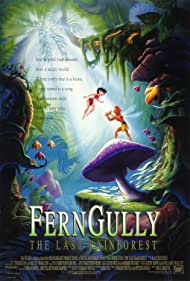 Poster FernGully: The Last Rainforest