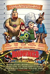 Poster Hoodwinked!