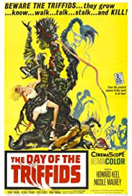 Poster The Day of the Triffids