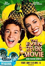 Poster The Even Stevens Movie