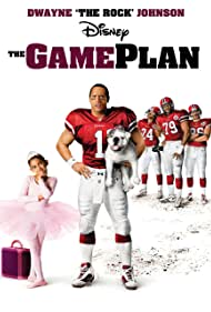 Poster The Game Plan