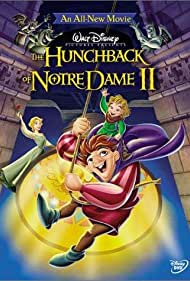 Poster The Hunchback of Notre Dame II