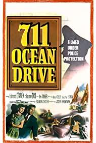 Poster 711 Ocean Drive