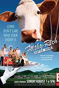 "Poster ""Filthy Rich: Cattle Drive"""