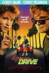 Poster License to Drive