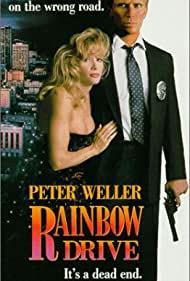 Poster Rainbow Drive