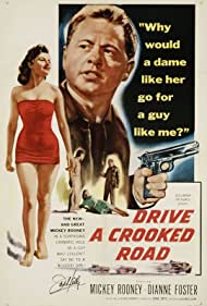 Poster Drive a Crooked Road