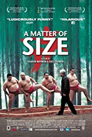 Poster A Matter of Size