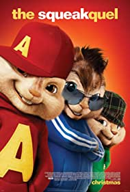 Poster Alvin and the Chipmunks: The Squeakquel