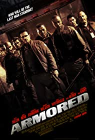 Poster Armored