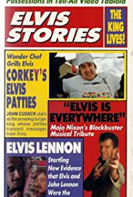 Poster Elvis Stories