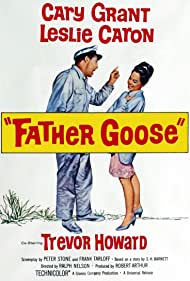 Poster Father Goose