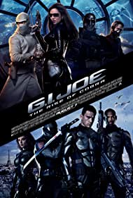 Poster G.I. Joe: The Rise of Cobra